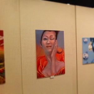 artist HAL_ Corel Painter12発表会展示作品