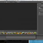 Photoshop CS6 インターフェース