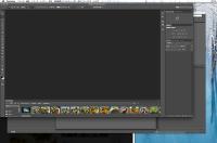 Photoshop CS6 のインターフェース(T_T)